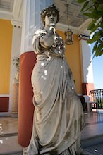 La Muse Calliope, muse de la poésie épique