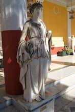 La Muse Erato, muse du chant nuptial